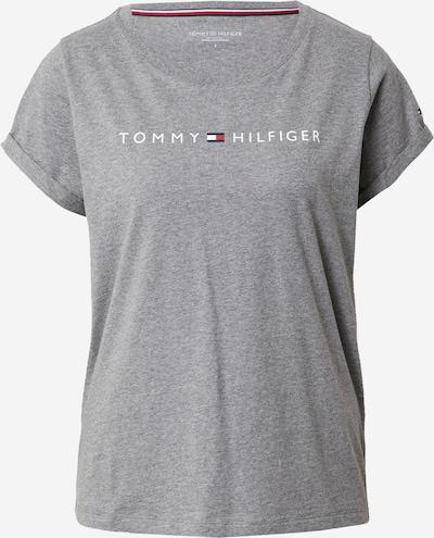 Camicia da notte TOMMY HILFIGER di colore grigio sfumato / bianco, Visualizzazione prodotti