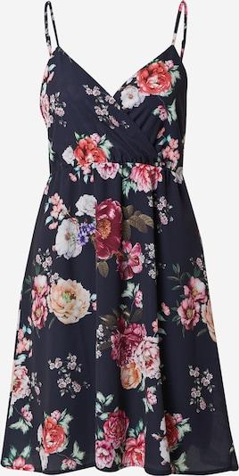 ABOUT YOU Letné šaty 'Michelle' - tmavomodrá / zmiešané farby, Produkt