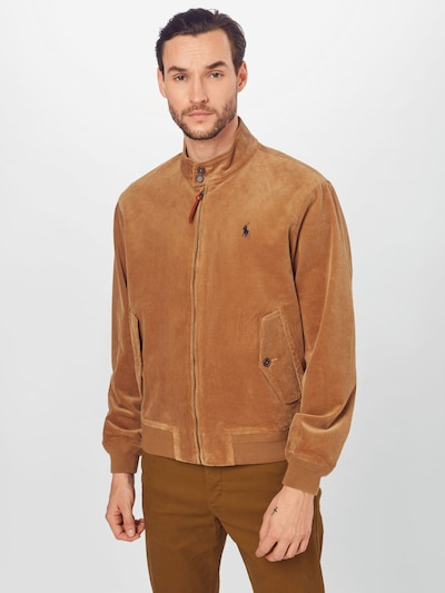 POLO RALPH LAUREN Between-season jacket 'BARRACUDA' in beige, View model
