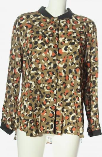 Milano Italy Jacket & Coat in XXL in Khaki / Light orange / Black, Item view