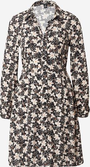 Mavi Robe-chemise en moutarde / noir / blanc, Vue avec produit