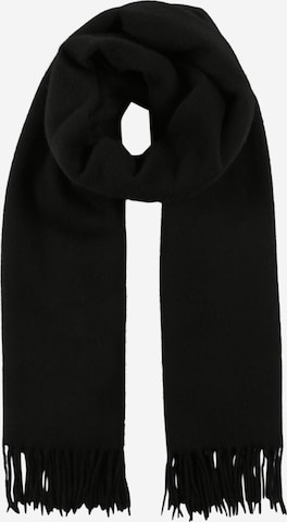 MOSS COPENHAGEN Κασκόλ σε μαύρο