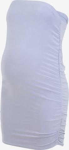 Missguided Maternity Φούστα σε μπλε