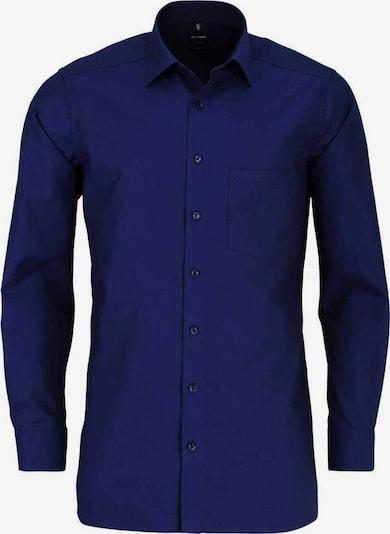 OLYMP Hemd in royalblau, Produktansicht