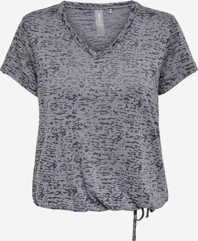 ONLY PLAY T-shirt fonctionnel en gris chiné, Vue avec produit