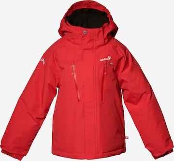 Isbjörn of Sweden Outdoor jacket 'STORM' in Red