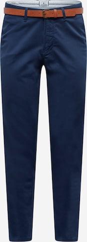 JACK & JONES Chino-püksid 'PARKER', värv sinine
