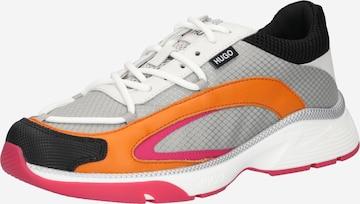 HUGO Sneaker low 'Gilda' i blandingsfarger