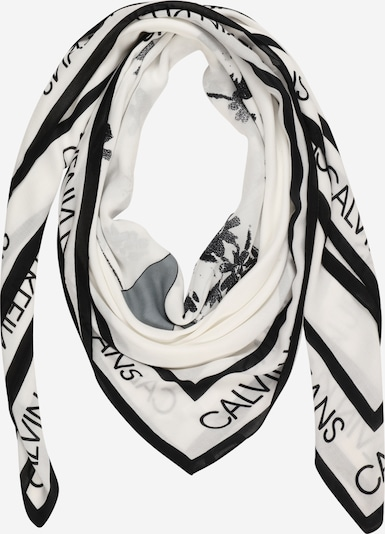 Calvin Klein Jeans Masque en tissu en noir / blanc, Vue avec produit