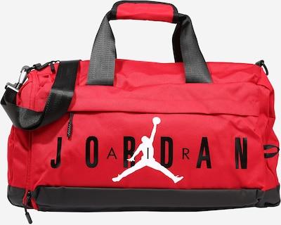 Jordan Sac 'AIR JORDAN' en rouge / noir / blanc, Vue avec produit
