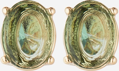 Cercei Lauren Ralph Lauren pe auriu / verde, Vizualizare produs