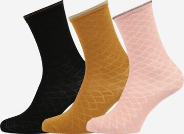 VERO MODA Sokid 'HELLO', värv segavärvid