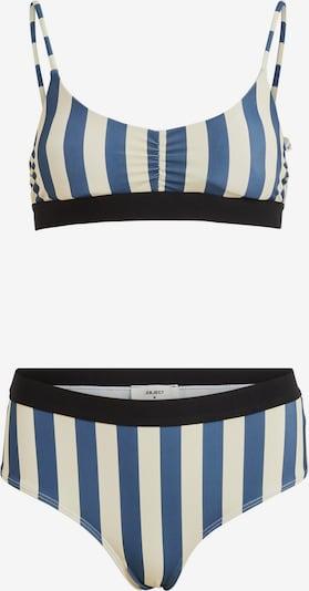 OBJECT Bikini 'Francise' u plava / crna / bijela, Pregled proizvoda