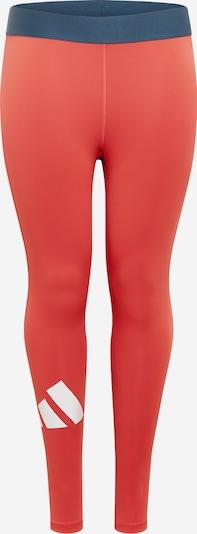 ADIDAS PERFORMANCE Sportbroek 'ADILIFE' in de kleur Navy / Watermeloen rood / Wit, Productweergave