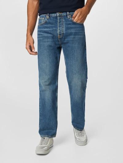 Jeans 'The Vert' SCOTCH & SODA pe albastru denim, Vizualizare model