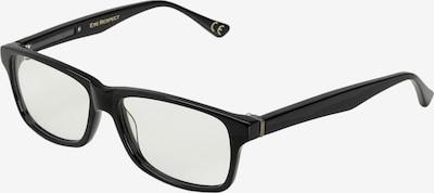 EYE RESPECT Brillengestell 'COLLINS' in schwarz, Produktansicht