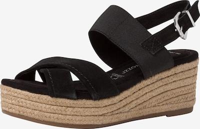 MARCO TOZZI Sandaal in de kleur Zwart, Productweergave