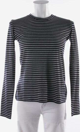 Max Mara Shirt langarm in M in dunkelblau, Produktansicht
