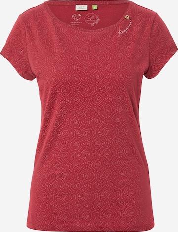 Ragwear Skjorte 'MINT' i rød