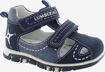 Lumberjack Sandals & Slippers in Blue