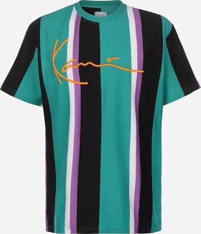 Karl Kani T-Shirt in grün, Produktansicht