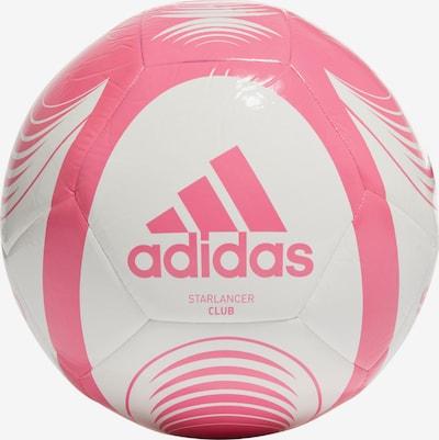 ADIDAS PERFORMANCE Ball in pink / weiß, Produktansicht