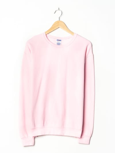 Jerzees Sweater & Cardigan in XL in Pink, Item view