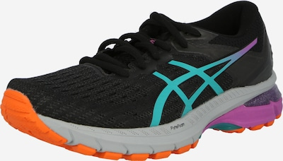 ASICS Running Shoes in Emerald / Purple / Black, Item view