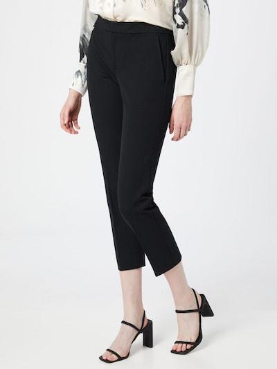 Lauren Ralph Lauren Hose 'LYCETTE' in schwarz, Modelansicht