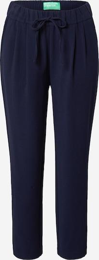 UNITED COLORS OF BENETTON Spodnie w kolorze niebieskim: Widok z przodu