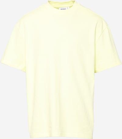 WEEKDAY Тениска 'Great' в светложълто, Преглед на продукта