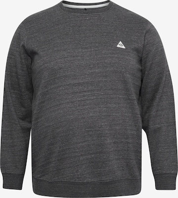 BLEND Sweatshirt 'BT Henry' in Schwarz