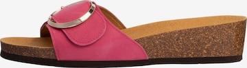 SCHOLL Sandale 'AMALFI MULE' in Pink