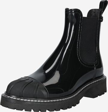 LEMON JELLY Chelsea boots 'ASTRID' i svart