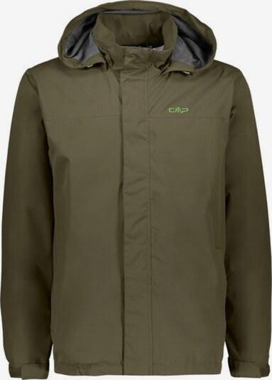 CMP Chaqueta de montaña 'Button Rain' en oliva, Vista del producto