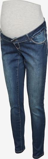 MAMALICIOUS Džinsi 'MLJACKSON SLIM HB', krāsa - zils džinss, Preces skats
