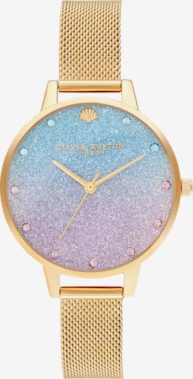 Olivia Burton Uhr in blau / gold, Produktansicht