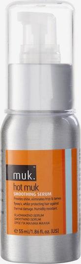 muk Haircare Serum 'Smoothing' in transparent, Produktansicht