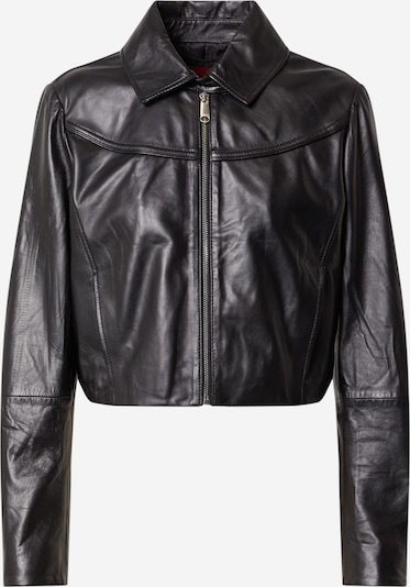 MAX&Co. Jacke 'MICRON' in schwarz, Produktansicht