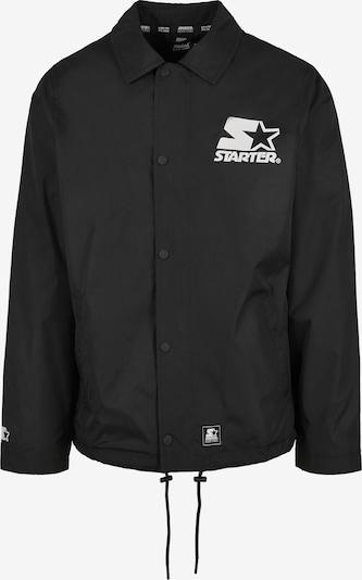 Starter Black Label Tussenjas in de kleur Wit, Productweergave