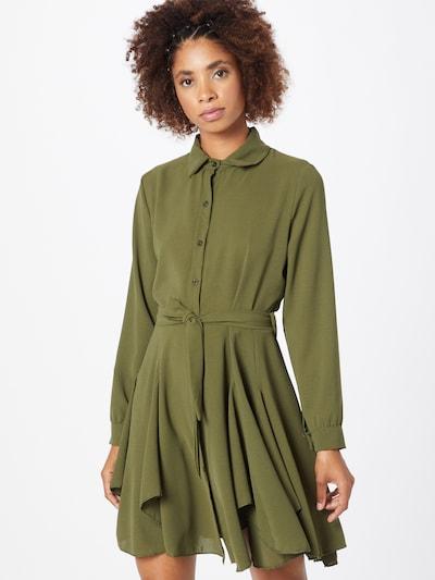 WAL G. Kleid 'LAURY' in khaki, Modelansicht