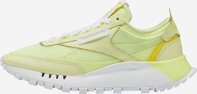 Reebok Classic Sneaker in gelb, Produktansicht