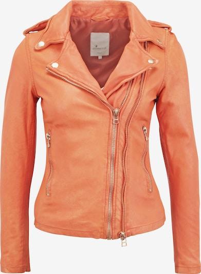 Goosecraft Tussenjas 'RAY' in de kleur Sinaasappel, Productweergave