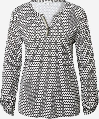 Marškinėliai iš TOM TAILOR , spalva - juoda / balta, Prekių apžvalga