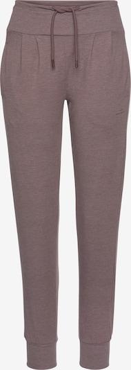 VENICE BEACH Hose 'Homewear' in lilameliert, Produktansicht
