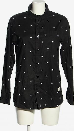 Wemoto Langarmhemd in S in schwarz / weiß, Produktansicht