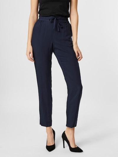 Pantaloni 'Simply' VERO MODA di colore navy, Visualizzazione modelli