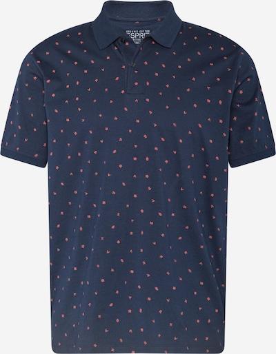 Maglietta ESPRIT di colore navy / rosso, Visualizzazione prodotti