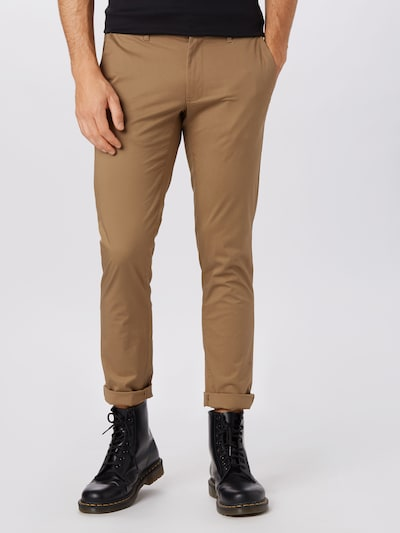 Michael Kors Chino kalhoty - světle hnědá, Model/ka