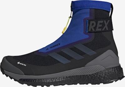 adidas Terrex Boots 'TERREX Free Hiker' in de kleur Blauw / Zwart, Productweergave